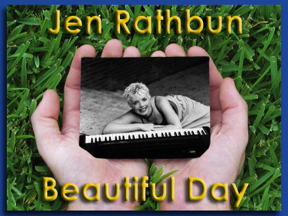 CD Cover for Beautiful Day